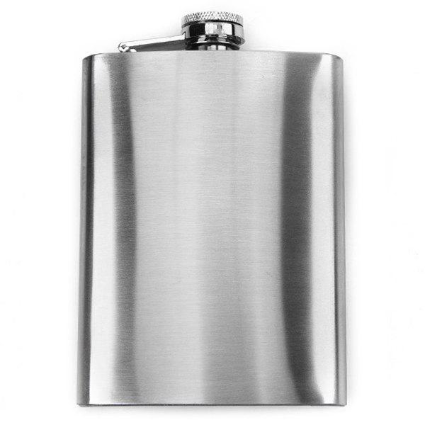Portable Stainless Steel Hip Flask Mini Portable Metal Bottle