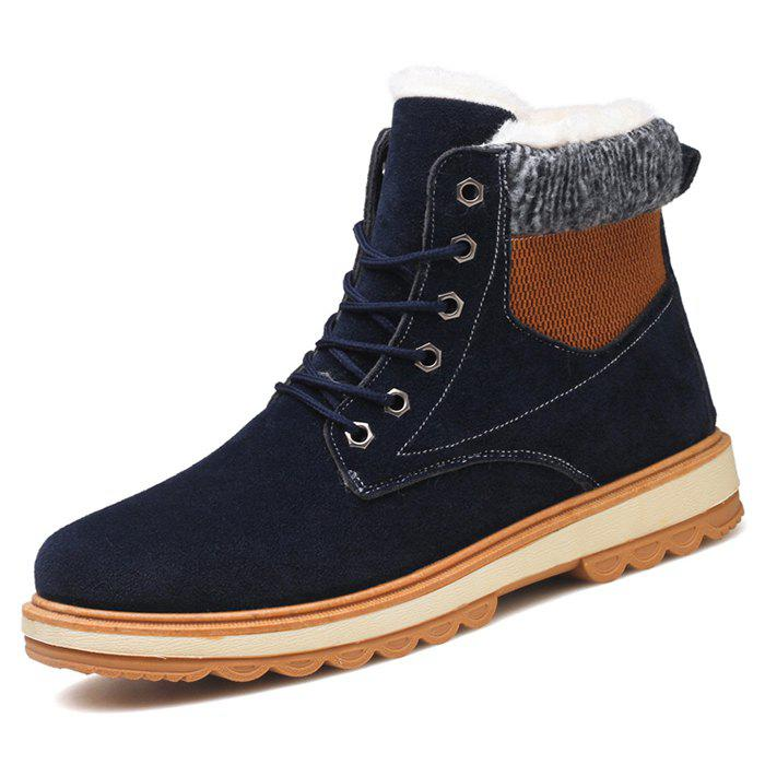 Casual Warm Low Chaussures pour hommes