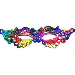 Colorful Lace Masks Party Halloween Christmas Supplies -