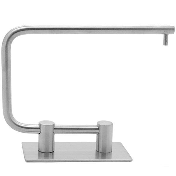 Latest 4 - JK461 304 Stainless Steel Nail-free Seamless Bathroom Paper Towel Holder