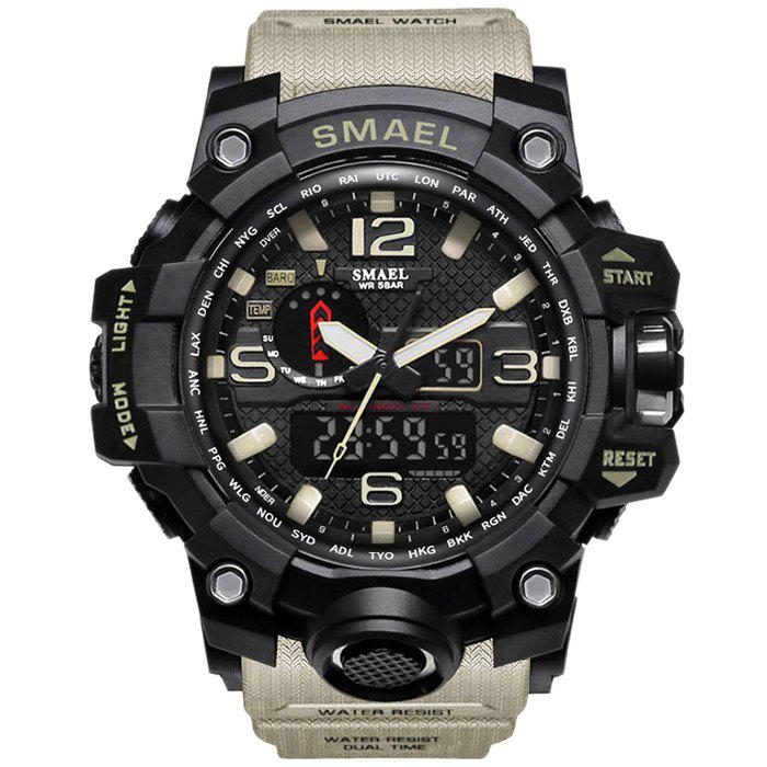 Buy SMAEL 1545 Fashion Sports Multi-function Couple Popular Men Waterproof Electronic Watch With Box