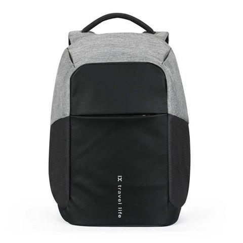 2018 1pcs Casual Backpack Multi-functional Student Computer Bags ... 0b1e0c0afee64