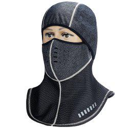 INBIKE X - 5 Cycling Full Face Cover Anti-dust Windproof Ski Mask Snowboard Hood Bike Thermal Balaclavas Scarf -