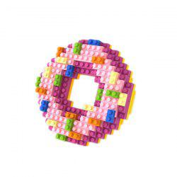 Donut Building Block Educational Toy -