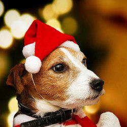 Dog Pet Christmas Hat for Decoration -