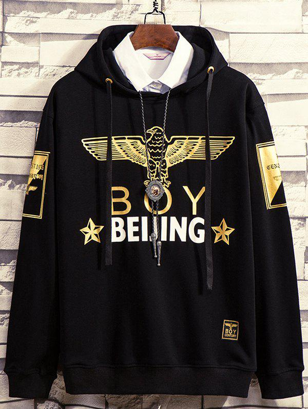 Latest W04 - A311 Men's Autumn Casual Hooded Sweater