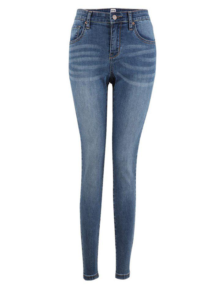 Sale Women's High-elastic Slim Jeans from Xiaomi Youpin