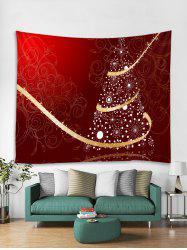 Christmas Tree Tapestry Art Decoration -