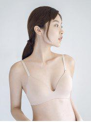 Soft No Steel Ring One-piece Bra from Xiaomi youpin -