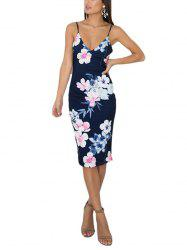 Woman's Ladies Sexy Backless Tight One-piece Dress -