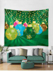 Christmas Star Ball Tapestry Art Decoration -