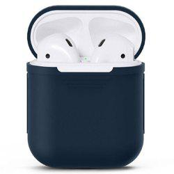Wireless Bluetooth Headset Anti-lost Silicone Case for AirPods -