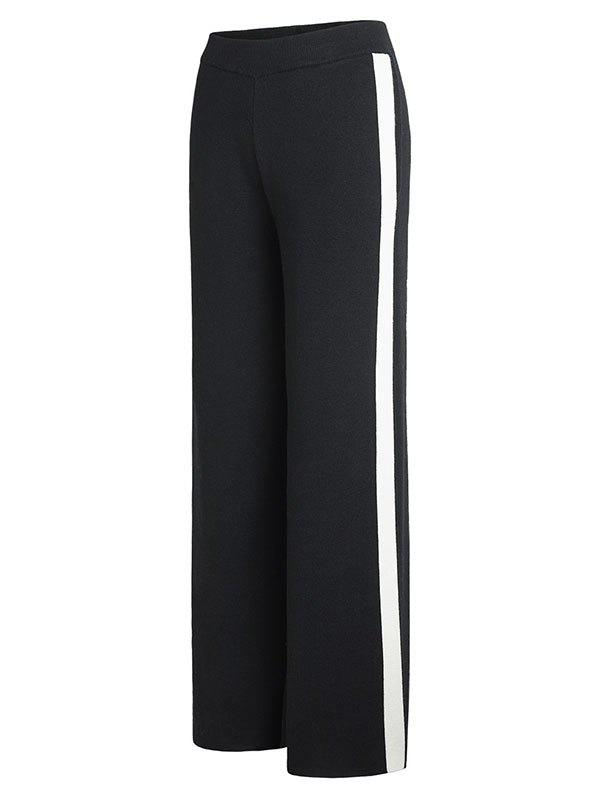Shop Sporty Striped Knit Trousers from Xiaomi youpin