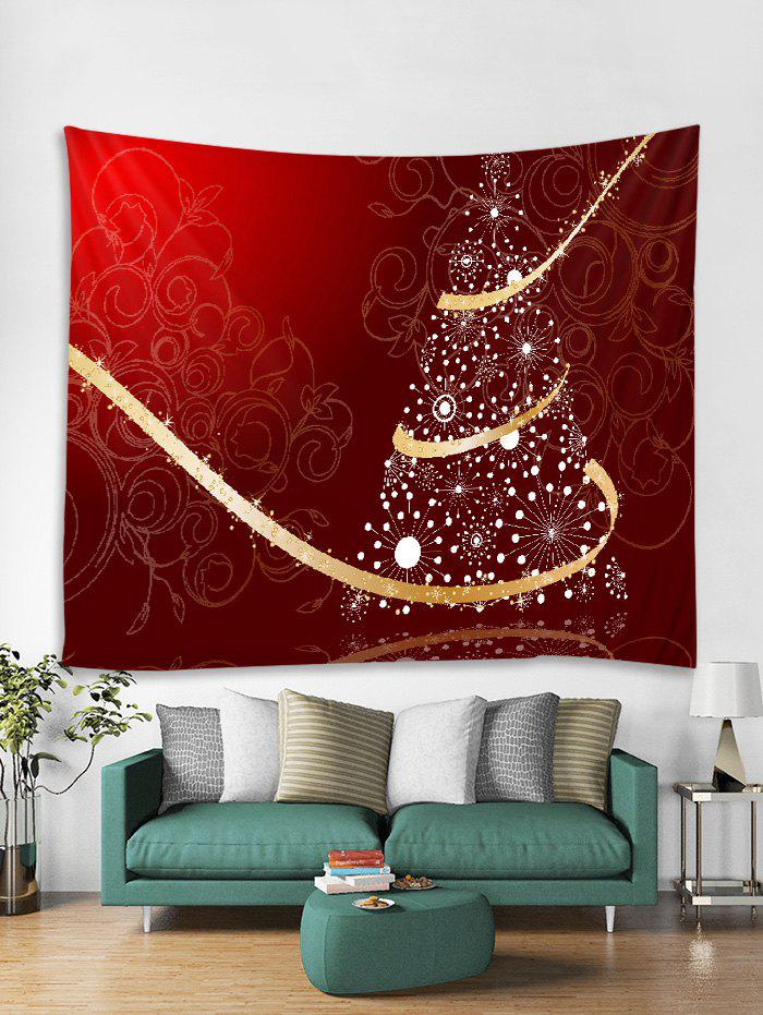 Outfit Christmas Tree Tapestry Art Decoration