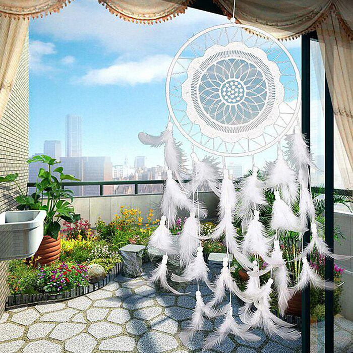 Chic 7-PL011 Lace Dream Catcher Decoration