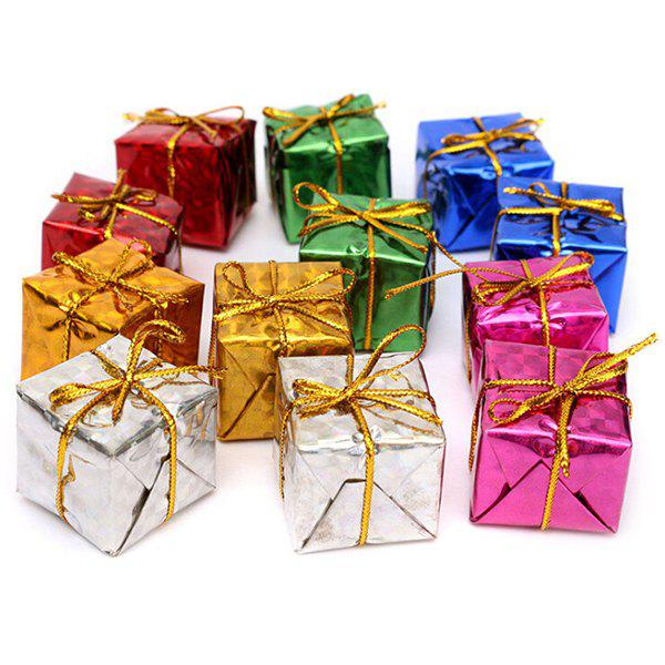 Pack cadeau de Noël simple 12pcs