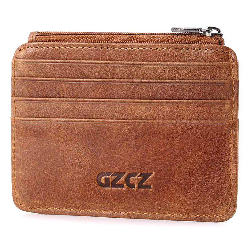 GZCZ GZ0014 Leisure Card Holder Wallet for Women