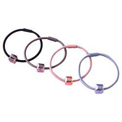 Crystal Delecate Trend Rubber Bands -