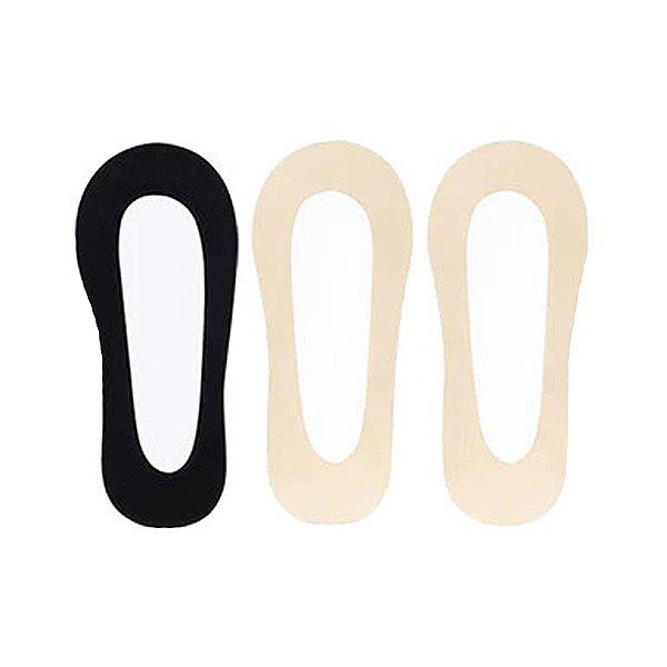 Store Xiaomi youpin Ladies Comfortable Non-slip Boat Socks 3 Pairs
