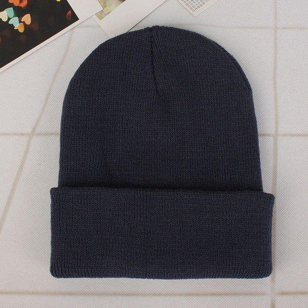 Discount Couples Autumn Winter Knitted Headgear