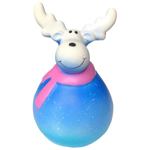 Affordable Slow Rebound Christmas Deer Squishy Toy