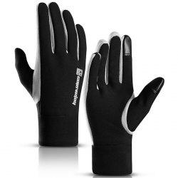 Waterproof Windproof Warm Touch Screen Full Finger Gloves -