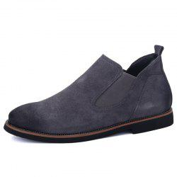 Men's Oxford Shoes Casual Color Matching -