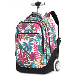 Aoking EL77298 Women's Backpack Large Capacity Lever Computer Dual-use Travel 18 inch -