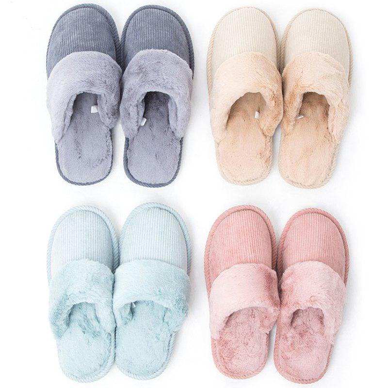 Fashion One Cloud Elegant Style Solid Color Home Cotton Slippers from Xiaomi Youpin