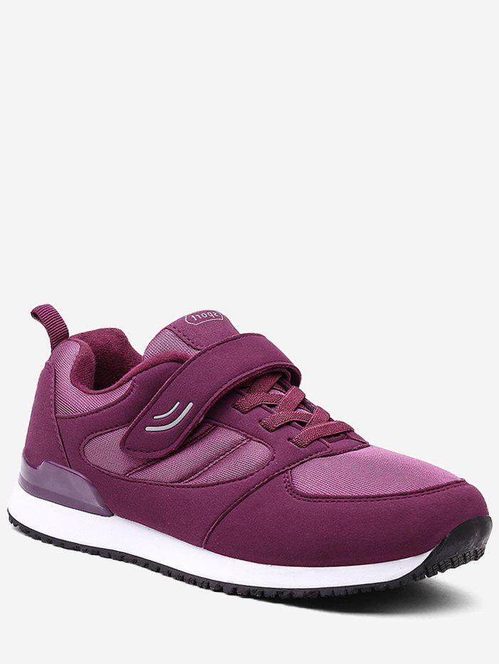 New Lace Up Flat Walking Shoes