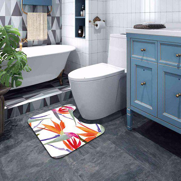 Sale Plant Series Bathroom Toilet Mat