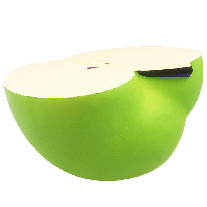 Store Slow Rebound Oversized Squishy Half Apple