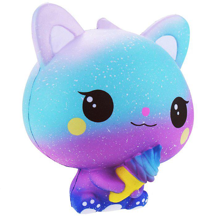 Outfit Slow Rebound Ice Cream Cat New Squishy Toy