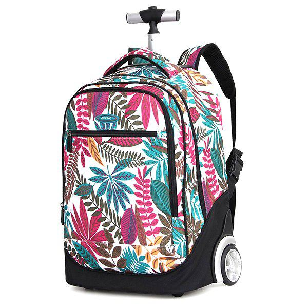 Fashion Aoking EL77298 Women's Backpack Large Capacity Lever Computer Dual-use Travel 18 inch
