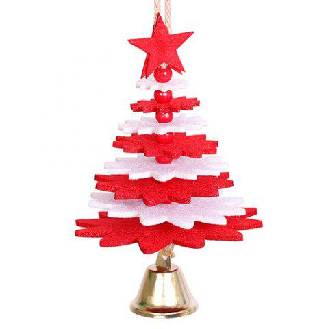 866cfbf9ae Christmas Tree Wind Bell Ornaments