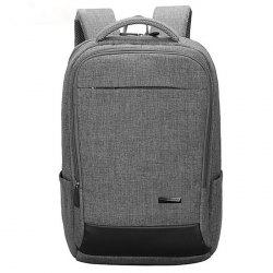 Aoking FN77167 Fashion Backpack Travel Business Laptop Bag -