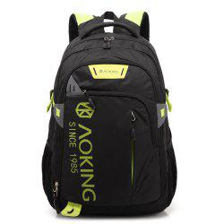 Aoking JN4907 Multi-function Outdoor Backpack Casual Large Capacity Nylon -