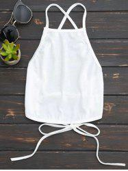 Women's Vest Summer Neck Hanging Halter -
