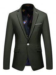 Casual Men's Small Suit Shirt -