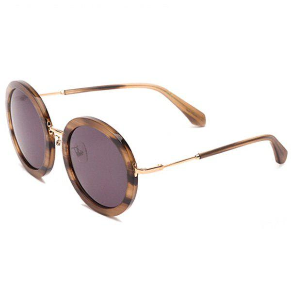 Affordable Round Frame Nylon Sunglasses from Xiaomi youpin