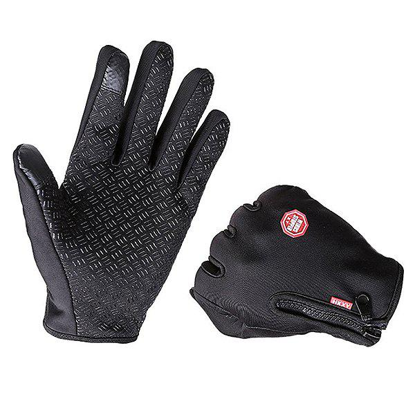 Cheap Winter Anti-slip Windproof Warm Gloves