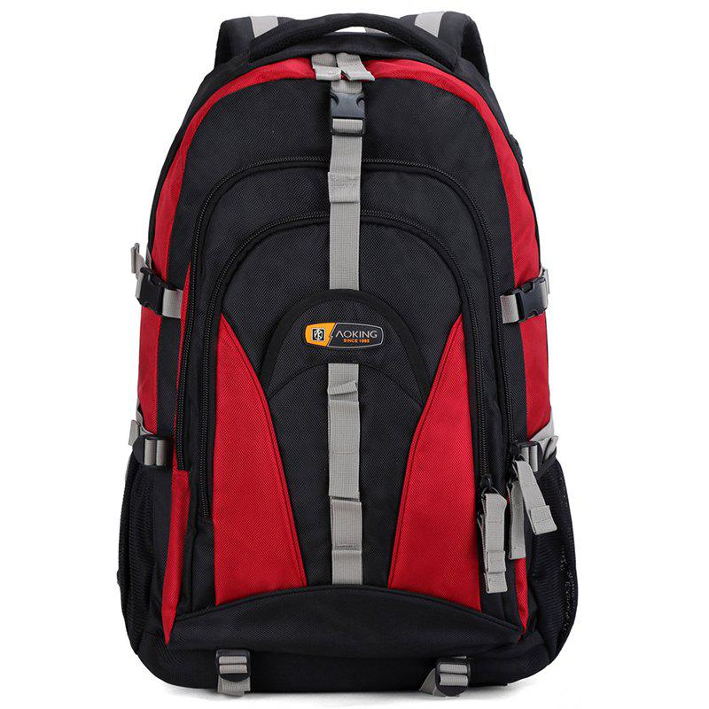 Outfit Aoking H998 Large Capacity Backpack Waterproof Nylon Computer Bag Travel