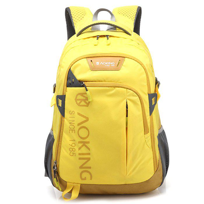 Sale Aoking JN4907 Multi-function Outdoor Backpack Casual Large Capacity Nylon