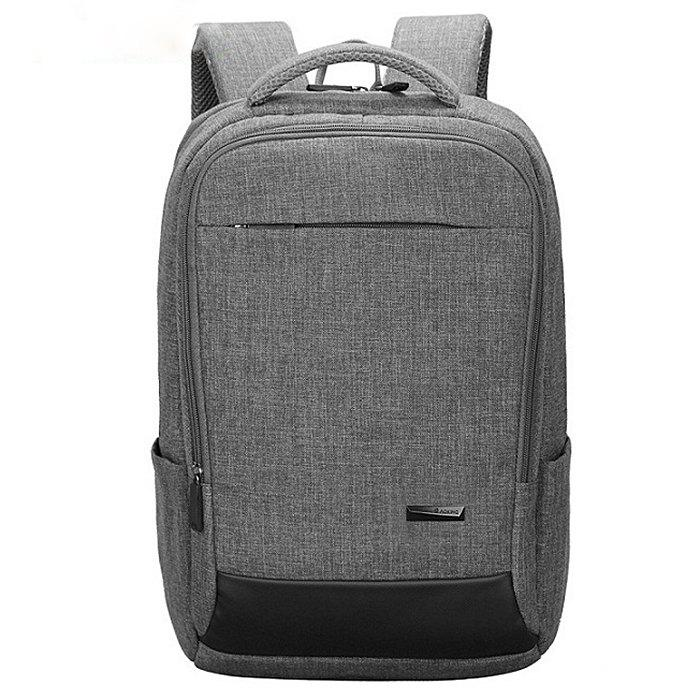 Outfits Aoking FN77167 Fashion Backpack Travel Business Laptop Bag