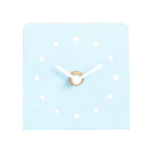 Online Small Nordic Wind Simple Clock Square