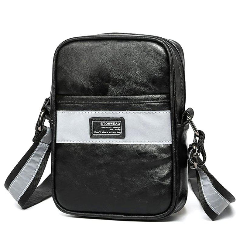 6540423b2bb6 2018 Casual Small Fashion Casual Outdoor Crossbody Bag In Black ...