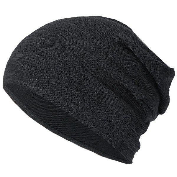 Outfits Men's Fashion Earmuffs Knit Cap