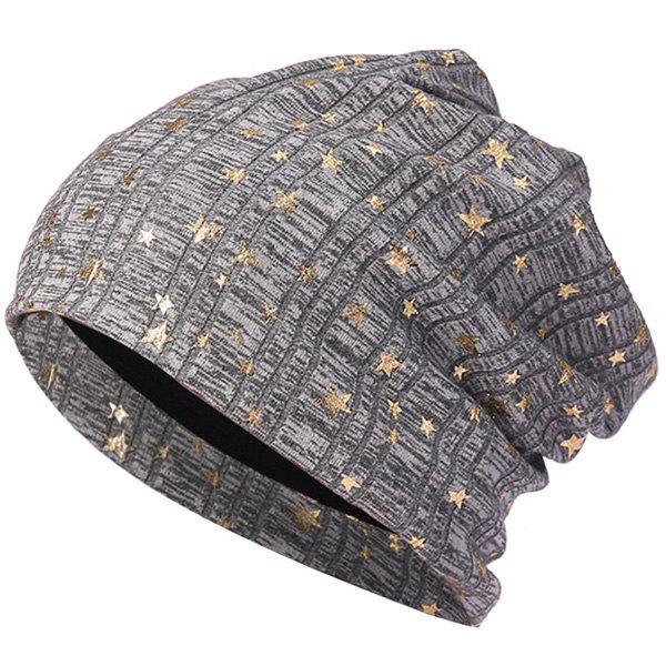 Shops Simple Small Five-star Pile Hat