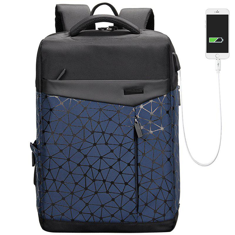 New Aoking Multi-function Fashion Waterproof Backpack