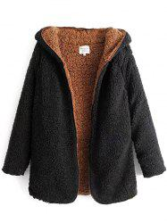 Female Autumn Winter Double-faced Lazy Warm Fur Coat -